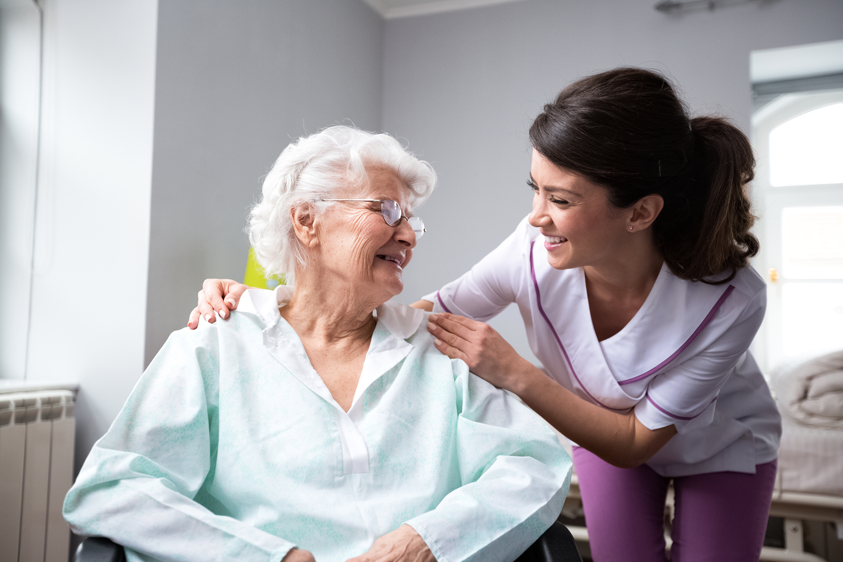 Can I Afford In-Home Elderly Care?