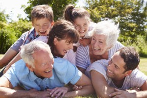 family thinks about estate planning