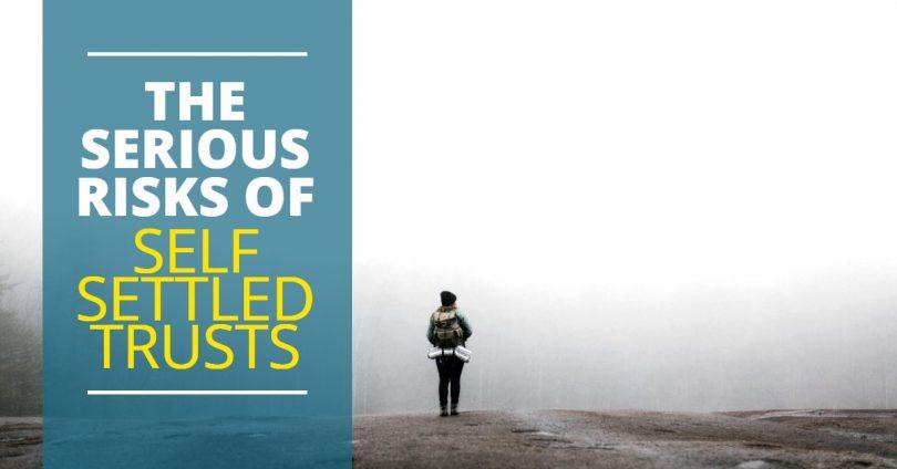 Serious Risks of Self Settled Trusts-MichaelHuguelet