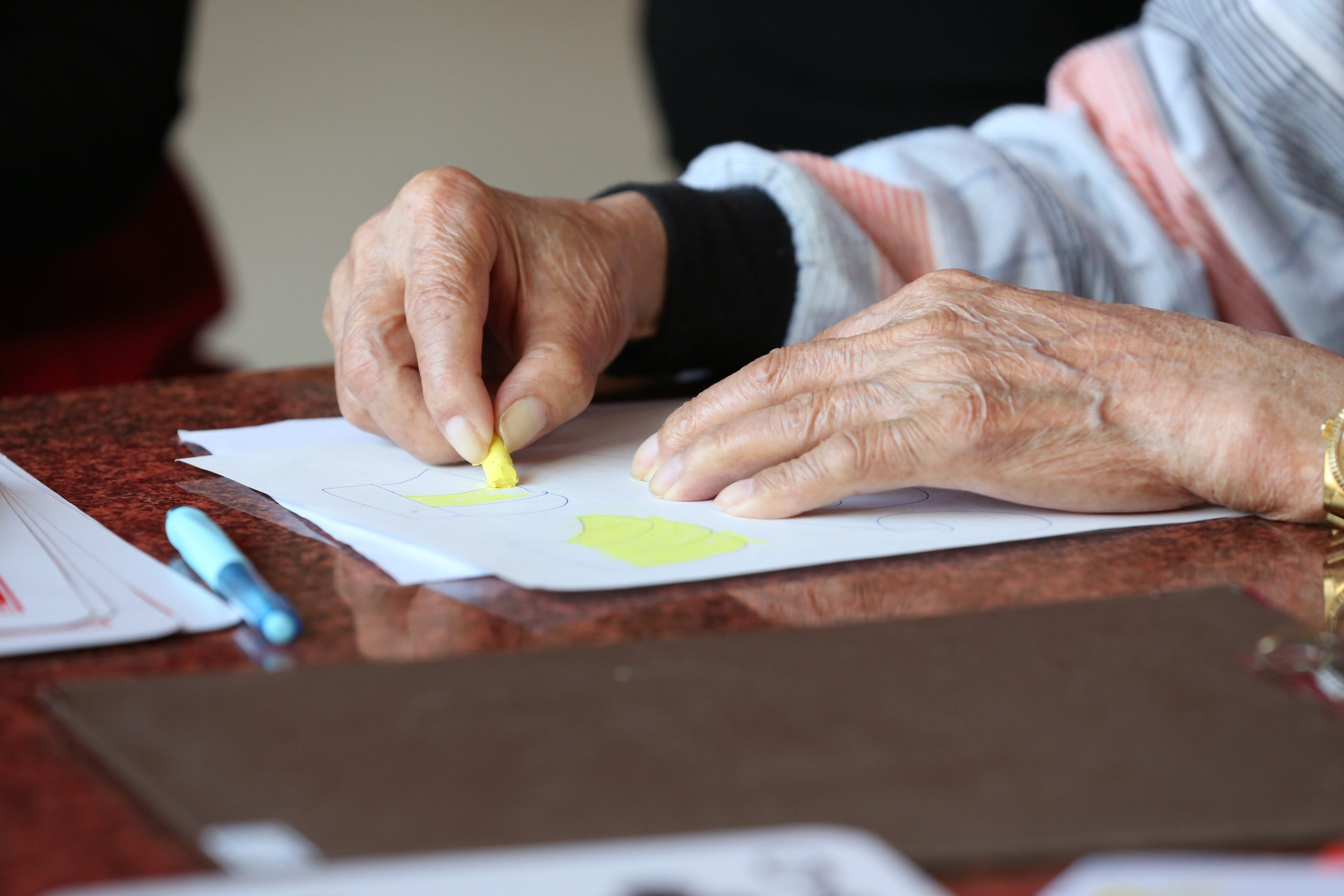 Estate Planning Steps to Take when Dementia Begins